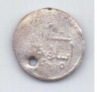1 акче 1115 г.(1703 г). Турция. Османская империя.