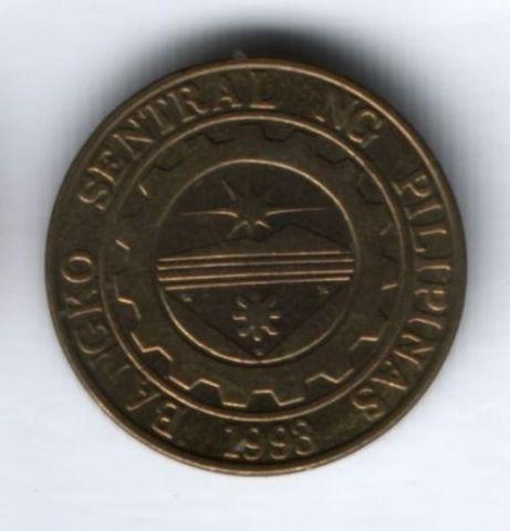 25 сентимо 1996 г. Филиппины