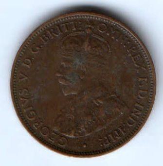 1/24 шиллинга 1926 г. о. Джерси Великобритания