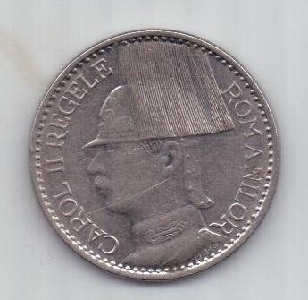 50 лей 1938 г. AUNC. редкий год. Румыния