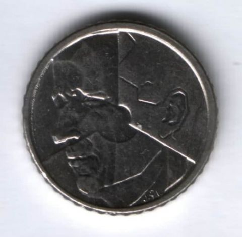 50 франков 1987 г. Бельгия