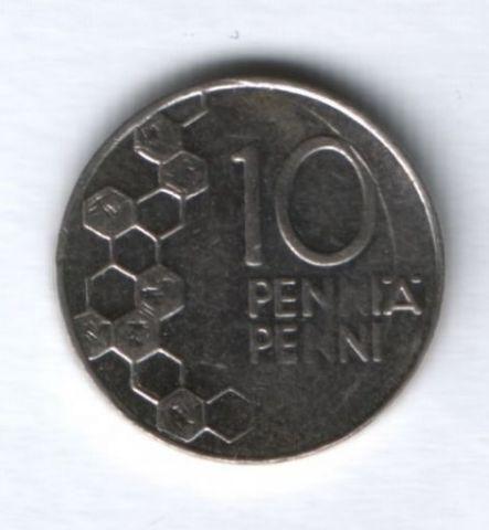 10 пенни 1995 г. Финляндия
